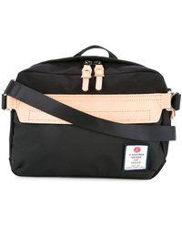 AS2OV Hi Density Mini Shoulder Bag - Zwart