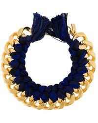 Aurelie Bidermann Do Brasil Armband - Blauw