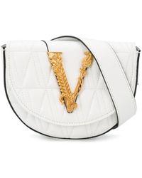 Versace Стеганая Поясная Сумка Virtus - Многоцветный