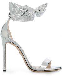 Grey Mer - Open-toe Heeled Sandals - Lyst