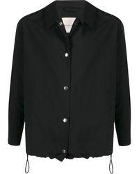 Mackintosh ハイデンシティポリエステル ジャケット Cadder Gm-1046b - ブラック