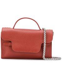Zanellato Мини-сумка С Верхней Ручкой - Красный
