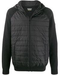 Barbour - コントラスト フーデッドジャケット - Lyst