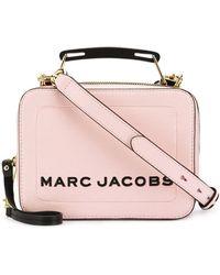 Marc Jacobs Kleine Box Tas - Roze