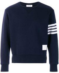 Thom Browne - 4bar カシミアシェル スウェットシャツ - Lyst