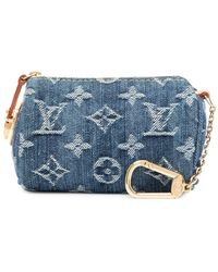 Louis Vuitton - Pouch Trousse Speedy PM Pre-owned 2006 - Lyst