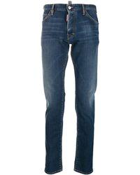 DSquared² Slim-fit Jeans - Blue