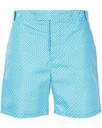 Frescobol Carioca Pepe Swim Shorts - Blue