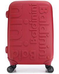 Baldinini Koffer mit Logo - Rot