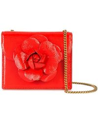 Oscar de la Renta - Mini Tro Crossbody Bag - Lyst