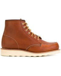 Red Wing - Lace-up Loafer Boots - Lyst