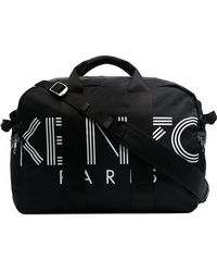 KENZO - Bolso shopper con logo Paris - Lyst
