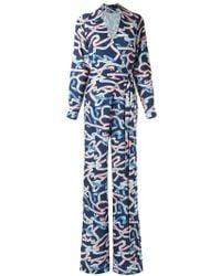 Olympiah - Printed Jumpsuit - Lyst