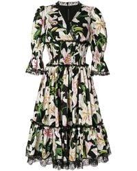 Dolce & Gabbana - Lily ドレス - Lyst