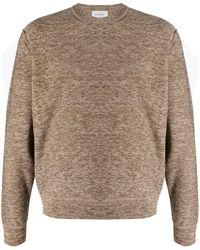 Lemaire ラウンドネック セーター - ブラウン