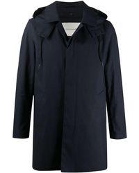 Mackintosh ジップ ジャケット - ブルー