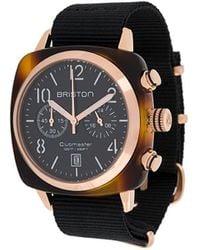 Briston Clubmaster Classic 40mm Watch - Black