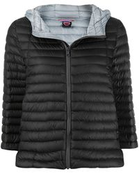 Colmar Quilted Puffer Jacket - Black
