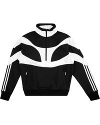 Palace Half-zip Sweatshirt - Black