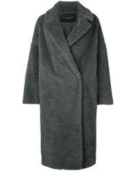 Fabiana Filippi - Oversized Fur Coat - Lyst