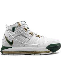 Nike Zoom Lebron 3 Sneakers - Wit