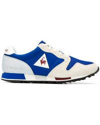 Le Coq Sportif - Colour Block Sneakers - Lyst