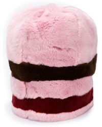 Marni - Colour-block Hat - Lyst