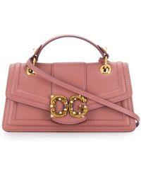 Dolce & Gabbana - Dg Amore Crossbody Bag - Lyst