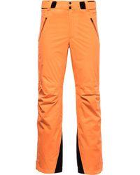 Aztech Mountain Pantalon de ski Team Aztech - Orange