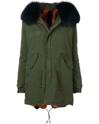 Mr & Mrs Italy - Reversible Parka - Lyst