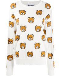 Moschino Джемпер Teddy Bear - Многоцветный