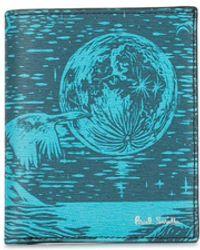 Paul Smith Кошелек С Принтом Chile - Синий