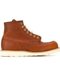 Red Wing - 'inch Mock' Boots - Lyst