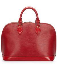 Louis Vuitton - Bolso shopper estructurado 2002 pre-owned - Lyst