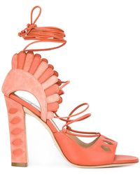 Paula Cademartori - Lotus Sandals - Lyst