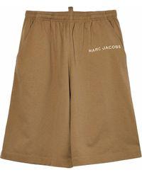 Marc Jacobs Bermuda The T-short - Marron
