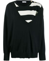 Sonia Rykiel Knitted Top - Black