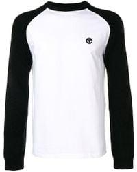 Telfar - Embroidered Logo Sweatshirt - Lyst