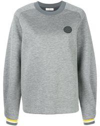 Anya Hindmarch - Bell Sleeve Sweatshirt - Lyst