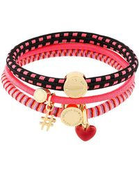 Marc Jacobs - Sporty Pony Bracelet Set - Lyst