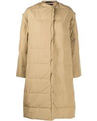 Givenchy - オーバーサイズ パデッドコート - Lyst