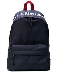 Balenciaga - Wheel Backpack - Lyst