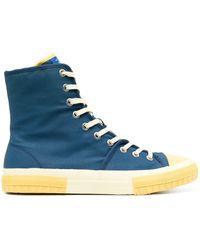 CAMPERLAB Zapatillas altas Twins - Amarillo