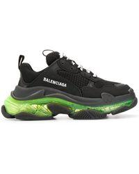 Balenciaga - Sneaker Triple S Clear Sole - Lyst