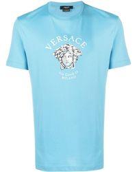 Versace - Футболка С Логотипом - Lyst