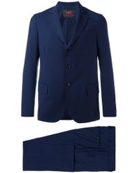 Mp Massimo Piombo - Single-breasted Two-piece Suit - Lyst