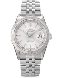 Rolex 1998 Pre-owned Datejust Turn-o- Graph Horloge - Metallic