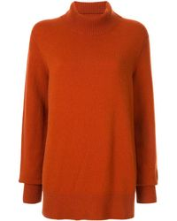 The Row Melina Sweatshirt - Orange