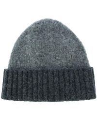Howlin' By Morrison - Classic Knitted Beanie Hat - Lyst