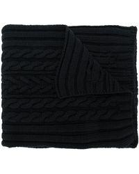 Moncler ロゴ スカーフ - マルチカラー